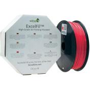 Voltivo Print ExcelFil 3D-PLA Filament 3 MM-Red