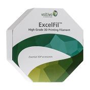 Voltivo ExcelFil 3D Print, ABS Filament 1,75 MM-Yellow