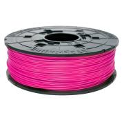 XYZprinting 1.75 mm ABS Refill Filament - Neon Magenta