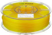 3D Prima 3DPPLA300TYL Filament, 3 mm, 1 kg Spool, Transparent Yellow