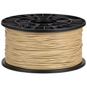 NuNus WOOD Filament 0.8kg for 3D Printer - 3.00mm for Printers Makerbot, Reprap, Afinia, Solidoodle 2, Printrbot LC, MakerGear M2 Ultimaker and more..
