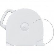 CubePro ABS Printer Cartridge - Sliver
