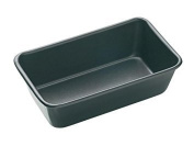 0.9kg Loaf Tin - Teflon Long Lasting British Standards - Cooking Bake Baking Equipment Oven Dishwasher with Easy Safe Clean Off Technology - Size is 24.5 x 14.5 x 6.5 (cm - Approx) - By Guilty Gadgets