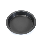 20cm Round Cake Tin - Teflon Long Lasting British Standards - Cooking Bake Baking Equipment Oven Dishwasher with Easy Safe Clean Off Technology - Size is 22.5 x 3.5 (cm - Approx) - By Guilty Gadgets