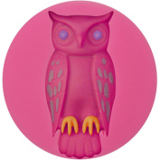 Gluckliy DIY Owl Silicone Mould Mould Chocolate Sugarcraft Fondant Cake Decorating Tools Bakeware Baking Mould
