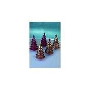 Martellato 3D Christmas Tree Mould, 58 x 100 mm, Polycarbonate, 27.5 x 17.5 x 30 cm