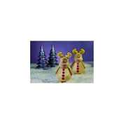 Martellato 3D Small Reindeer Mould, 46 x 45 x 100 mm, Polycarbonate, 27.5 x 17.5 x 30 cm