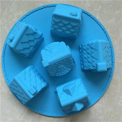 Silicone Cake Mould, Cake Decoration, Chocolate Baking Mould for birthday and parties