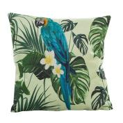 Cushion Covers,LMMVP Flowers Grass Pattern Pillowcase Sofa Waist Throw Cushion Cover Home Decor