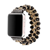 Aurorax Women And Men Fashion Quick Release Bracelet Wrist Watch Band Strap For Apple Watch Series1 2 42mm