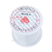 ULTNICE 35m 0.45mm Crystal String Beading Thread Nylon Line Rope for Making Crafts
