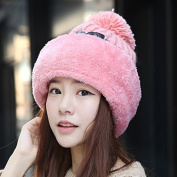 Da.Wa 1 PCS Fashion Comfortable Winter Knit Hat for ladies