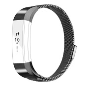 Fitbit Alta Band, AK Adjustable Fitbit Alta HR / Fitbit Alta Accessories bands Metal Wristband Band Strap with Magnetic Closure Clasp for Fitbit Alta / Fitbit Alta HR Fitness Tracker