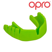 OPRO Snap Fit Mouthguard for Kids, Children-No Fitting, No Boiling, No Fuss Junior Mouthguard for UFC, Lacrosse, Basketball, MMA, Football, Rugby, Hockey Contact Sport