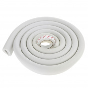 1Pc 2m U-Shape Baby Child Safety Corner Protector Table Edge Corner Cushion Strip-White