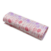 50 Pcs Oilproof Food Paper Baking Paper Parchment Candy Wrapper Hamburger Wax Paper, A