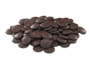 """Cacao Barry Extra-Bitter """"Guayaquil"""" Pistoles (Discs) , 64% Cocoa, 0.5kg"""