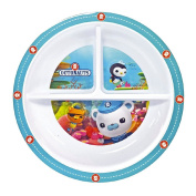 Octonauts Section Plate