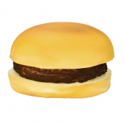 LLguz Simulatio Hamburger Decompression Toys kids Squeeze Toy Gifts