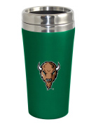 Marshall University Bison Double Walled Travel Tumbler