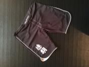 Hold Fast Kanji BJJ Shorts XXL = 90cm - 90cm Waist 25cm Inseam