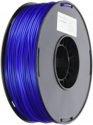 3D Prima TW-FLX300BE TPE Flexible Filament, 3 mm, 1 kg Spool, Blue