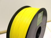 3D Printer Filament ABS 1.75mm - Yellow - 20m - Makerbot, UP, Leapfrog