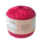 Mercerized Cotton Cord Thread Yarn, 50g