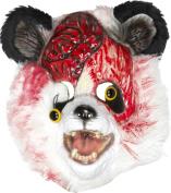 Unisex Adults Fancy Dress Halloween Party Horror Artificial Zombie Panda Mask