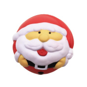 Santa Claus Decompression toys SOMESUN Stress Reliever Scented Squishy Charm Slow Rising Exquisite 7cm Simulation Kids Toys