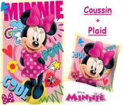 Disney Minnie Mouse Fleece Blanket Blanket Disney Minnie Mouse Pad