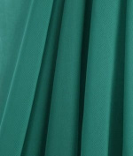 Polyester Chiffon Fabric 147cm width. 39 colour options Sold by the metre, Free Delivery - Jade