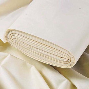 Curtain Lining Fabric Poly Cotton 48 inches wide 120cm width Sold by the metre, .