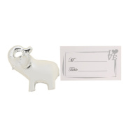 Sharplace Elephant Style Place Card Name Holders Table Number Decoration Wedding Favours