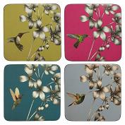 Harlequin Amazilia Coasters x 4