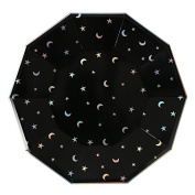 Star and Moon Large Plate