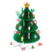 Honeycomb Tree Advent Calendar