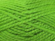 Hayfield Bonus Knitting Yarn Super Chunky 699 Lemongrass - per 100 gramme ball