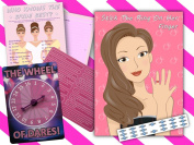Hen Night Party Games - WHO KNOWS THE BRIDE / STICK THE RING / WHEEL OF DARES .•:* 3 GAMES *:•. …