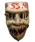 The Purge Election Year 'Kiss Me' Universal Halloween Mask With Elasticated Strap