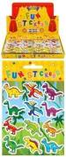 48 x Dinosaur Sticker Sheets - REFERENCE PBF159