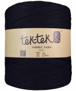 T-Shirt Yarn, Black, 135m ball
