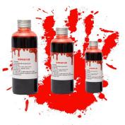 BENHAI Fake Blood Bleeding Fool's Plasma Edible Cosplay Makeup April Gel Day Film Props Party Horror Costume toy