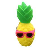 Decompression Toys ,Voberry Squeeze Pineapple Squishy Slow Rising Decompression Toys Easter Gift Phone Strap