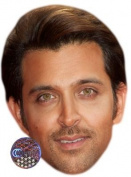 Hrithik Roshan Celebrity Mask, Card Face and Fancy Dress Mask