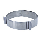 Cuisy kp5249 Circle Stainless Steel 15.5 x 5 x 15.5 cm