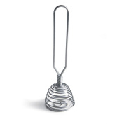 Genietti White For Spring Whisk & # X153; Eggs and Whipped Cream Stainless Steel