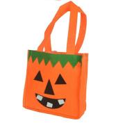 Halloween Bat Bag Devil Bag Kids Candy Handbag Bucket Children Trick Or Treat Candy Bag pouch Mumustar