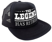 """""""The Legend Has Retired"""" Hat - Retirement Party Supplies, Gifts, and Decorations"""