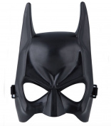 BATMAN Dark Knight Plastic Mask for Adults and Children Superhero Halloween Carnival Horror Unit Size Theatre Costume Horror mask thematys®